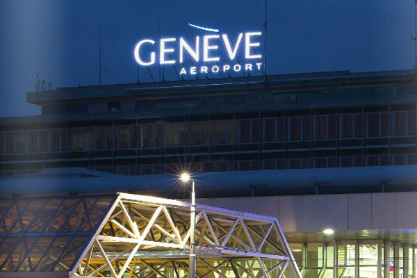 Wife's bomb hoax caused security scare at Geneva airport