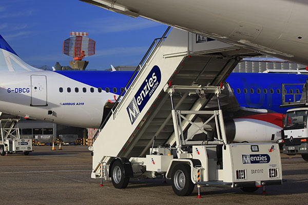 Industry, Logistics & Shipping Menzies eyes ground-handling