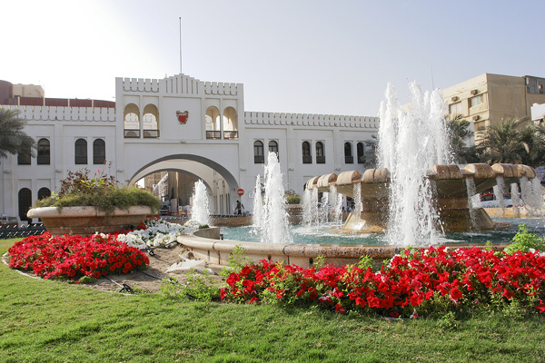 bahrain tourist numbers up 10pc