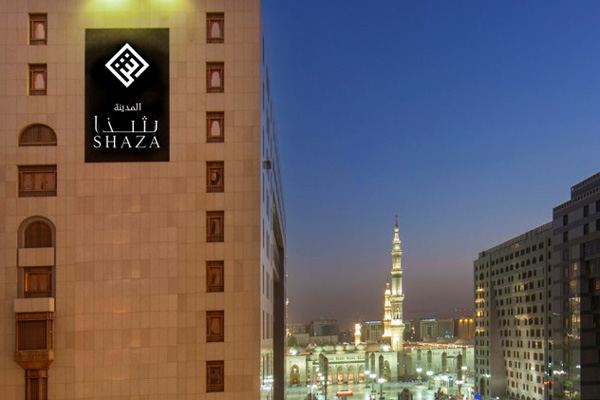 Shaza Al Madina A Five Star Luxury Hotel In The Saudi Arabian City Recently Welcomed Its Millionth Hy Guest As Gets Close To Completing Six