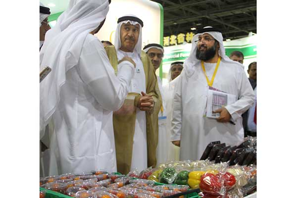 Elite Agro showcases capabilities at Dubai food expo