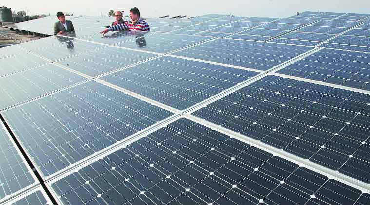 World S Largest Solar Power Plant Launched In India
