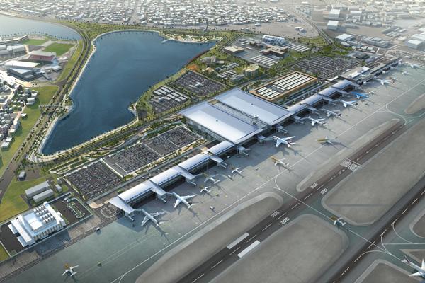 Kone Seals Bahrain Airport Supply Deal