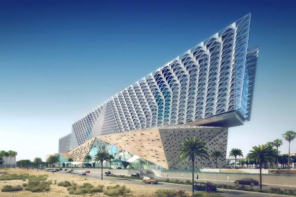 Kuwait unveils design for world's biggest children's hospital