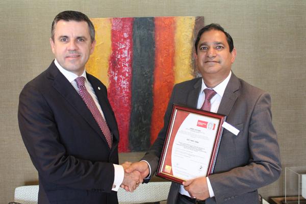 Travel Tourism Amp Hospitality Amwaj Rotana Wins Key Iso