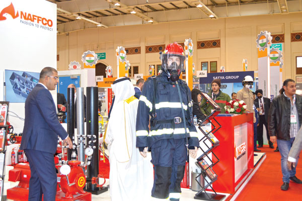 Naffco aims to be fire safety supplier of choice