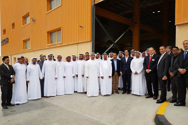 Al Masaood opens new boat service unit in Abu Dhabi