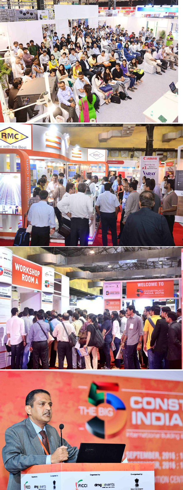 Gathering over 7,000 visitors, The Big 5 Construct India celebrates its fifth anniversary this year.