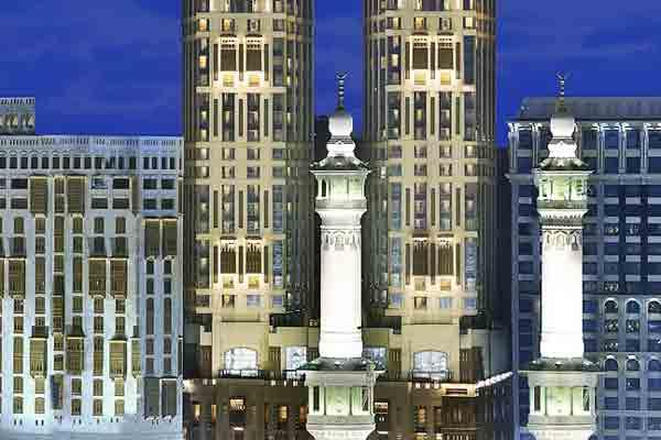 Jabal Omar to sell key Makkah hotels, mall
