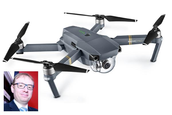investir dans les drones