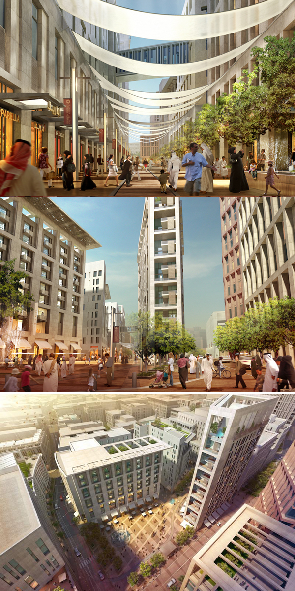 Msheireb Properties awards Doha project contract