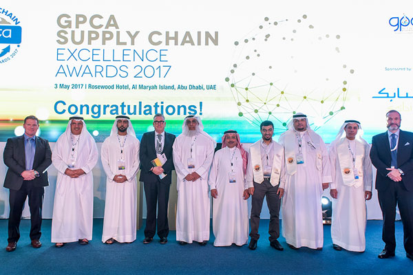 GPCA announces winners of Supply Chain Excellence Awards