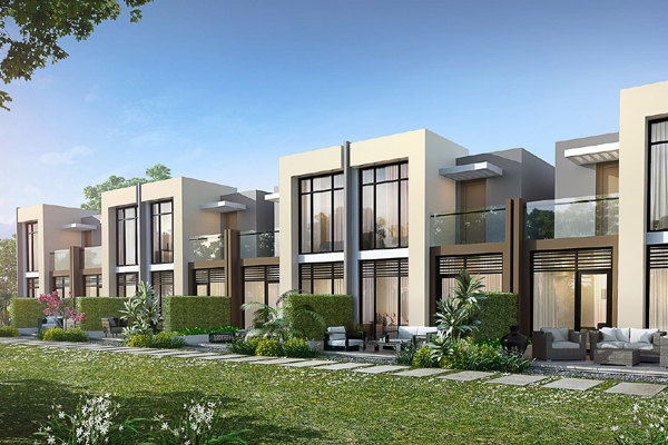 gulf construction online damac launches new two bedroom townhomes