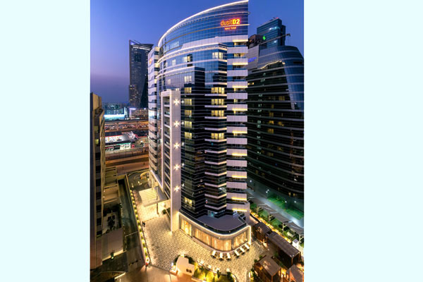 Ecc completes dubai four star hotel project for 4 star hotels in dubai