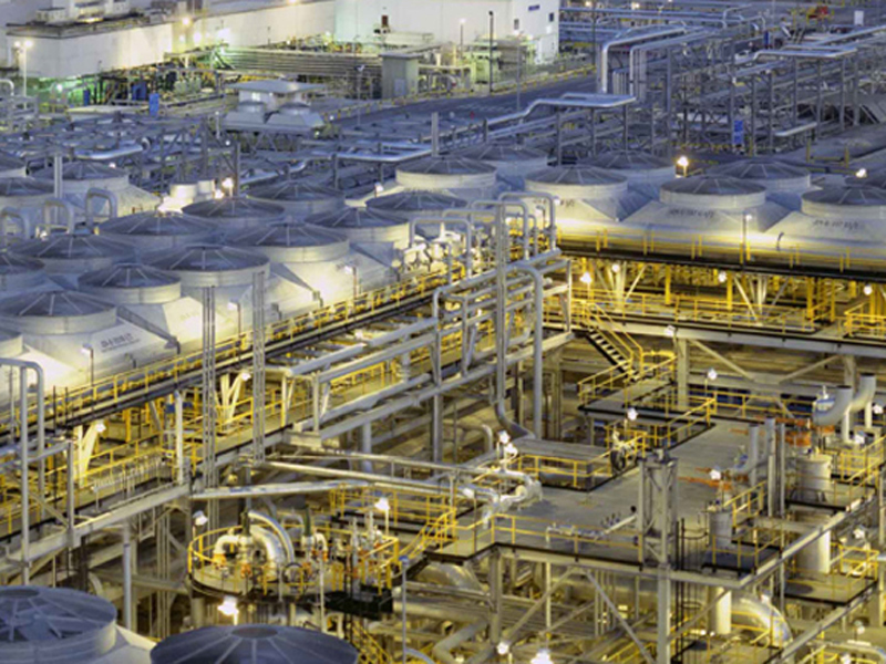 Aramco ... planning a new chemicals unit