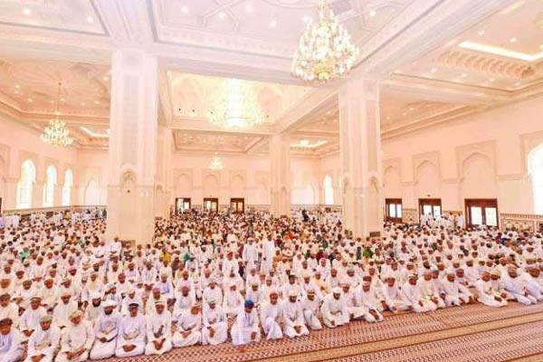 Новая мечеть открылась в Омане