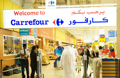 French Retailer Carrefour Names Bompard New Ceo