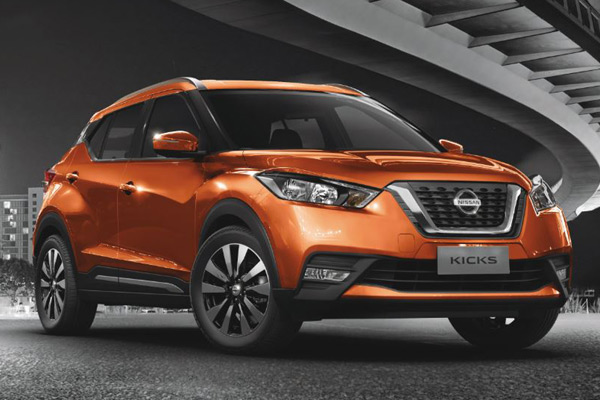 Nissan KICKS 2018 launched in Kuwait