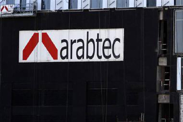 Arabtec had an order backlog of Dh17.4 billion ($4.74 billion).
