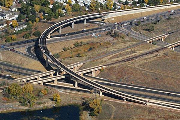 A US 85 flyover. Image credit: Atkins