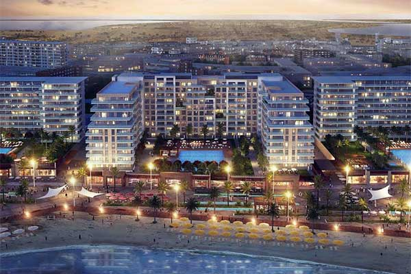 Marassi Shores Residences is set to be completed<br>within two years.