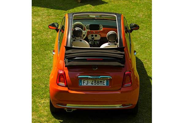 national auto to offer fiat 500 60th models. Black Bedroom Furniture Sets. Home Design Ideas