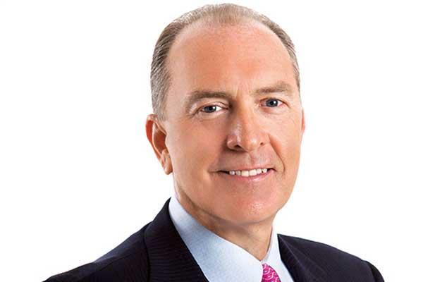 Chuck Harrington, chairman and CEO, Parsons