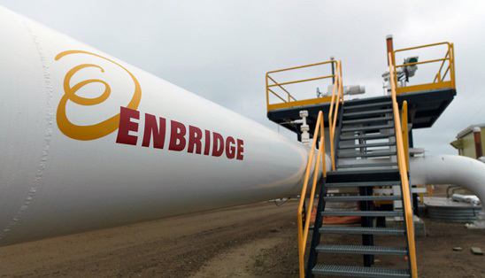 Enbridge must also study the feasibility of placing a new pipeline or the existing Line 5