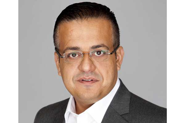 Firas Jadalla, regional director of sales for Middle East,<br>Turkey, Africa, Genetec Inc