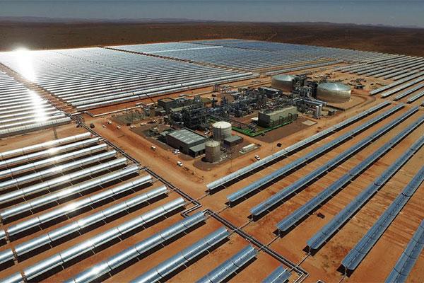Bokpoort CSP – Power through solar