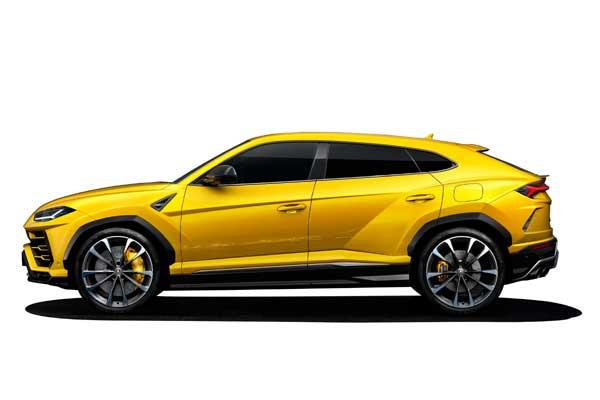 Pirelli Launches 6 Types Of Tyres For Lamborghini Urus