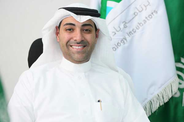 Nawaf Al Sahhaf, CEO, Badir Program for technology<br>incubators