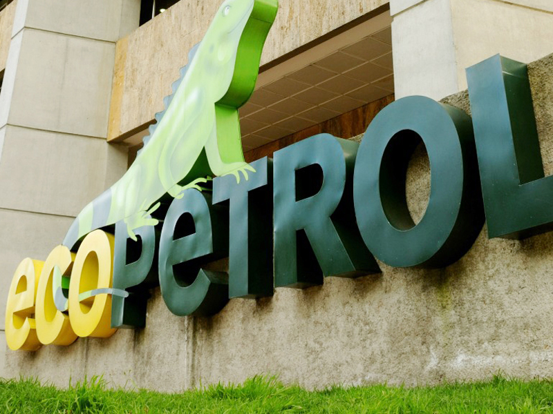 Ecopetrol ... hit by protests