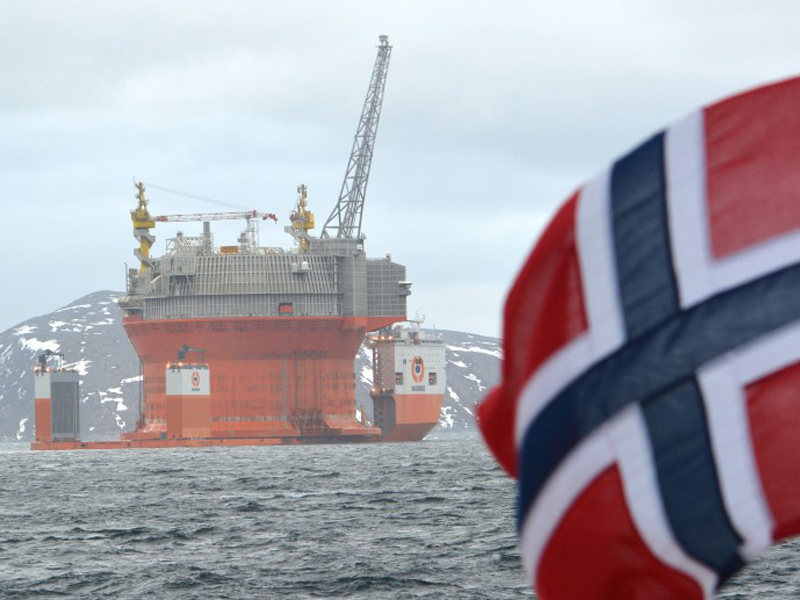 Norway's oil sector is benefiting from tax rules