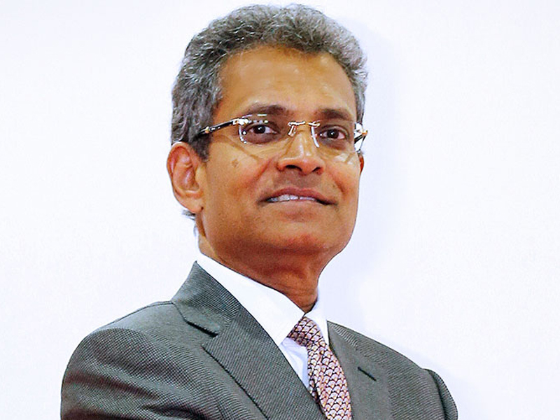 Padmanathan ... targeting 50-60 per cent of the total projects