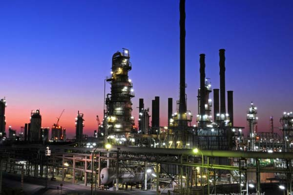 The oil project is a distinctive development