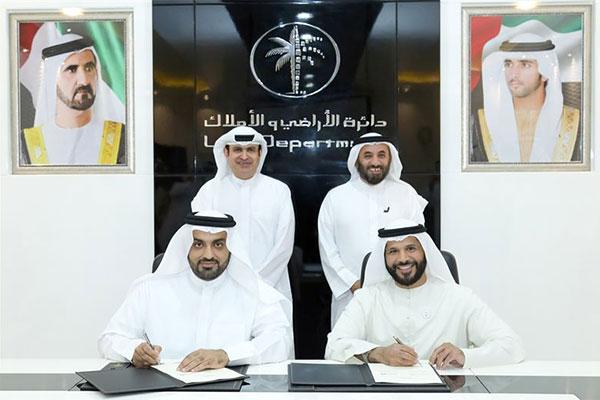 Marwan Ahmed bin Ghalita and Mohammed Ali Rashid Lootah