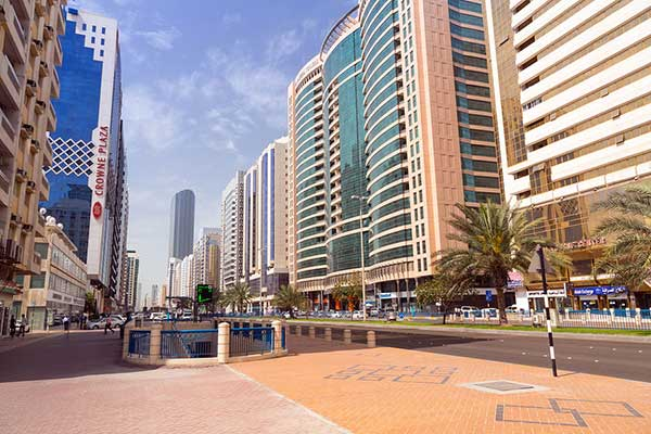 Properties in Abu Dhabi are more affordable in 2018<br>for both for buyers and tenants.