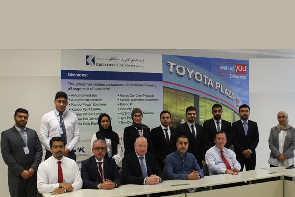 Ebrahim K  Kanoo launches new recruitment drive