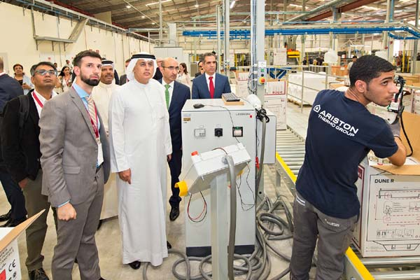 Industrial sector's share in Bahrain GDP to hit 20pc