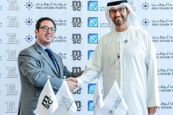 Swiss group MSC inks $1bn UAE port development deal