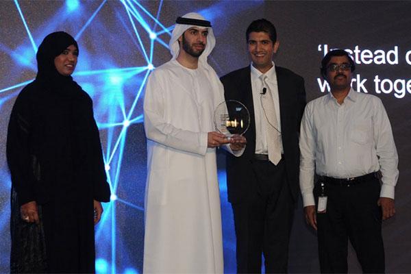 wasl Group receives an SAP Innovation Award