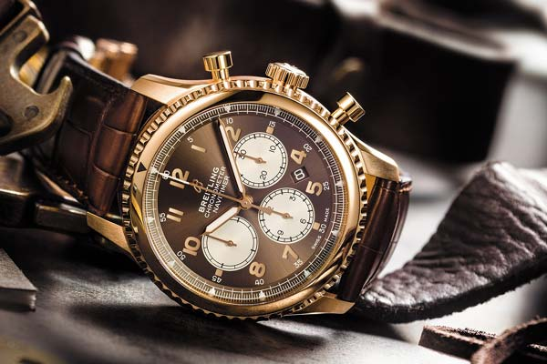 Breitling launches Navitimer 8 collection in ME