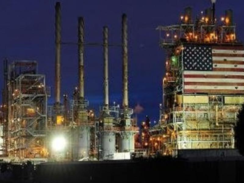 The Carson refinery