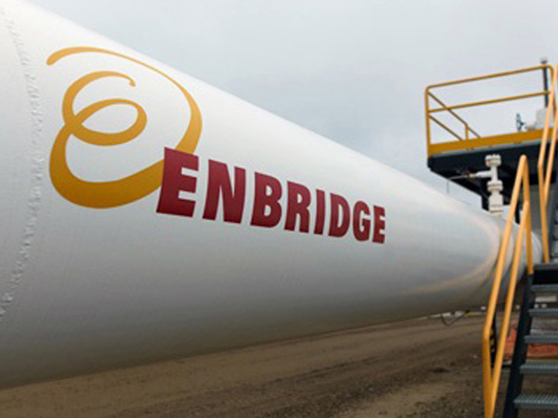 Enbridge ... will not use the revised system in August