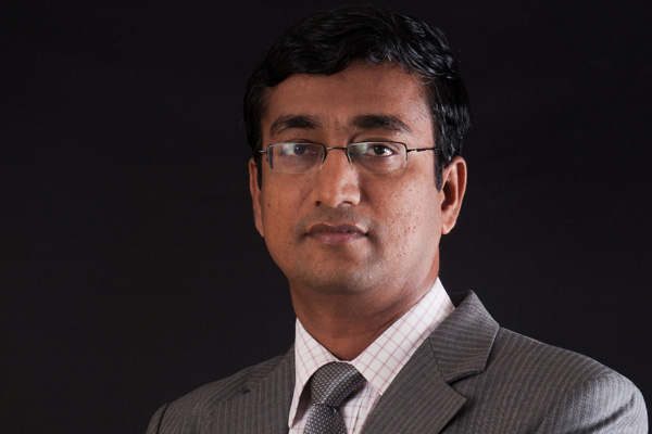 Mathivanan Venkatachalam, director of product management,<br>ManageEngine