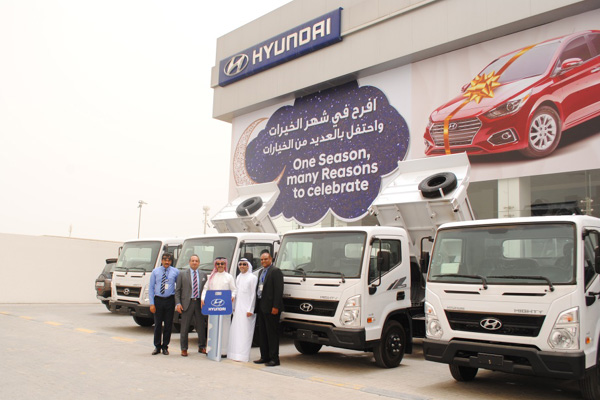 First motors signs hyundai fleet deal with jahecon engineering for Hyundai motor finance corp address