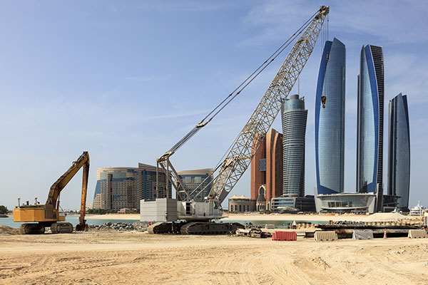 Abu Dhabi Construction Cost Index surges 9 9pc in Q1