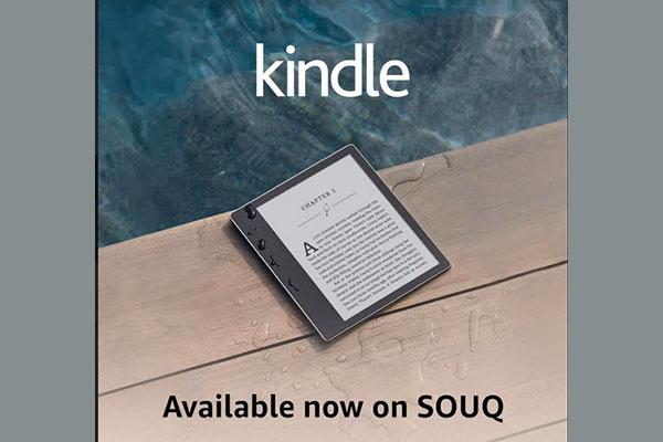 Souq com offers Kindle devices