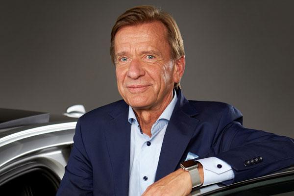 Håkan Samuelsson, CEO and president, Volvo Cars